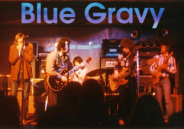 Blue Gravy - photo courtesy of Mark Adams